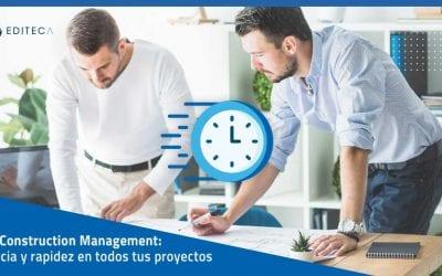 BIM CONSTRUCTION MANAGEMENT – Eficacia y rapidez en todos tus proyectos