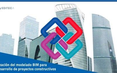 Utilización del modelado BIM para el desarrollo de proyectos constructivos